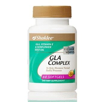 Shaklee GLA-Complex 60 Capsules