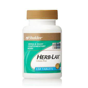 Shaklee Herb-Lax™ - 120 Tablets