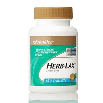 Shaklee Herb-Lax™ - 120 Tablets - Halal