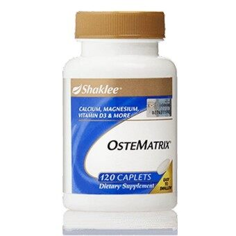Shaklee Ostematrix 120 Caplets- Halal (FREE SHIPPING)