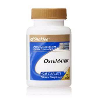 Shaklee Ostematrix - 120 caplets. Health supplement