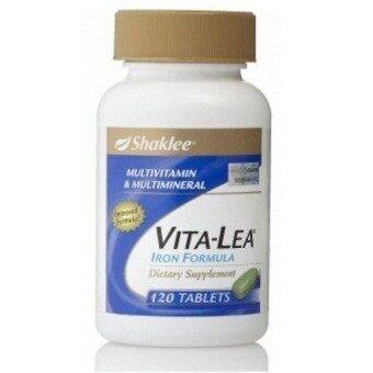 Shaklee Vita-Lea With Iron Formula (120 Tablets)