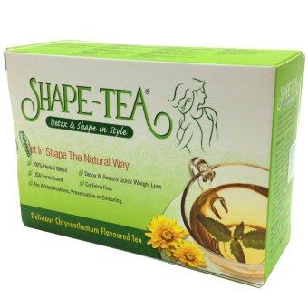 SHAPE TEA 25 TEABAGS