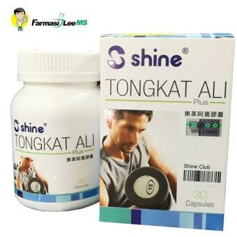 Shine Tongkat Ali Plus 30s (Exp 08/2020)