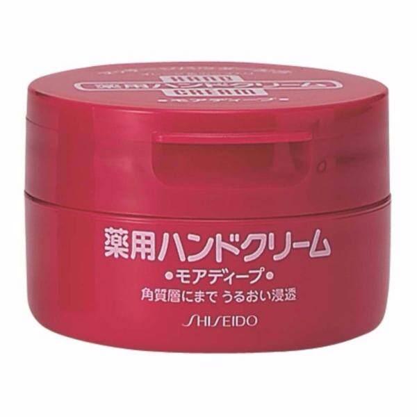 Buy Shiseido Deep Moisturizing Medicated Hand Cream 100g Singapore
