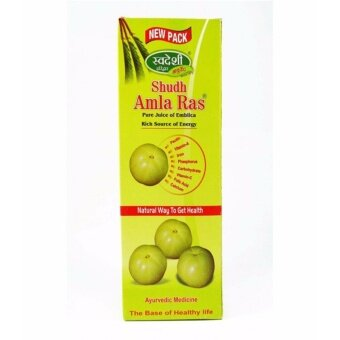 Shudh Amla Ras - 100% Amla Juice