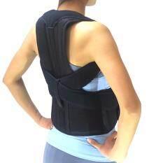 ... Double Pinggang Lumbar Sokongan Rendah Kembali. Source · (Size S) Adjustable Clavicle Posture Posture Back Corrector Belt Straightener Band Brace ...
