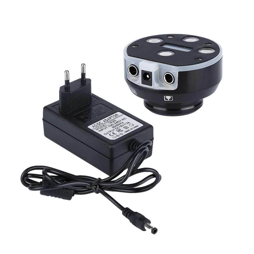 Buy Stable Black Round Tattoo Mini Size Power Supply Machines Kit 72Mm 46Mm Intl Online