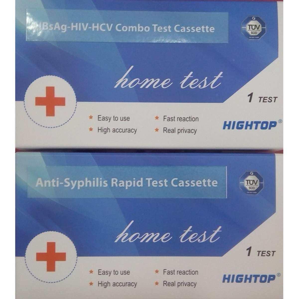 STD Nhanh Chóng Nhà Thử (HIV-HEPATITIS C-VIÊM GAN SIÊU VI B-BỆNH GIANG MAI)