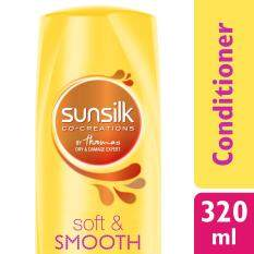 Sunsilk Soft & Smooth Conditioner 320 Ml By Unilever Official Store.