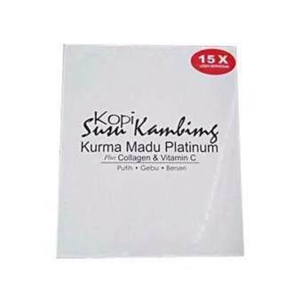 SUSU KAMBING KURMA MADU SKKM PLATINUM KOPI