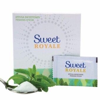 SweetRoyale Stevia Natural Sweetener (2gm x 40 sachet)