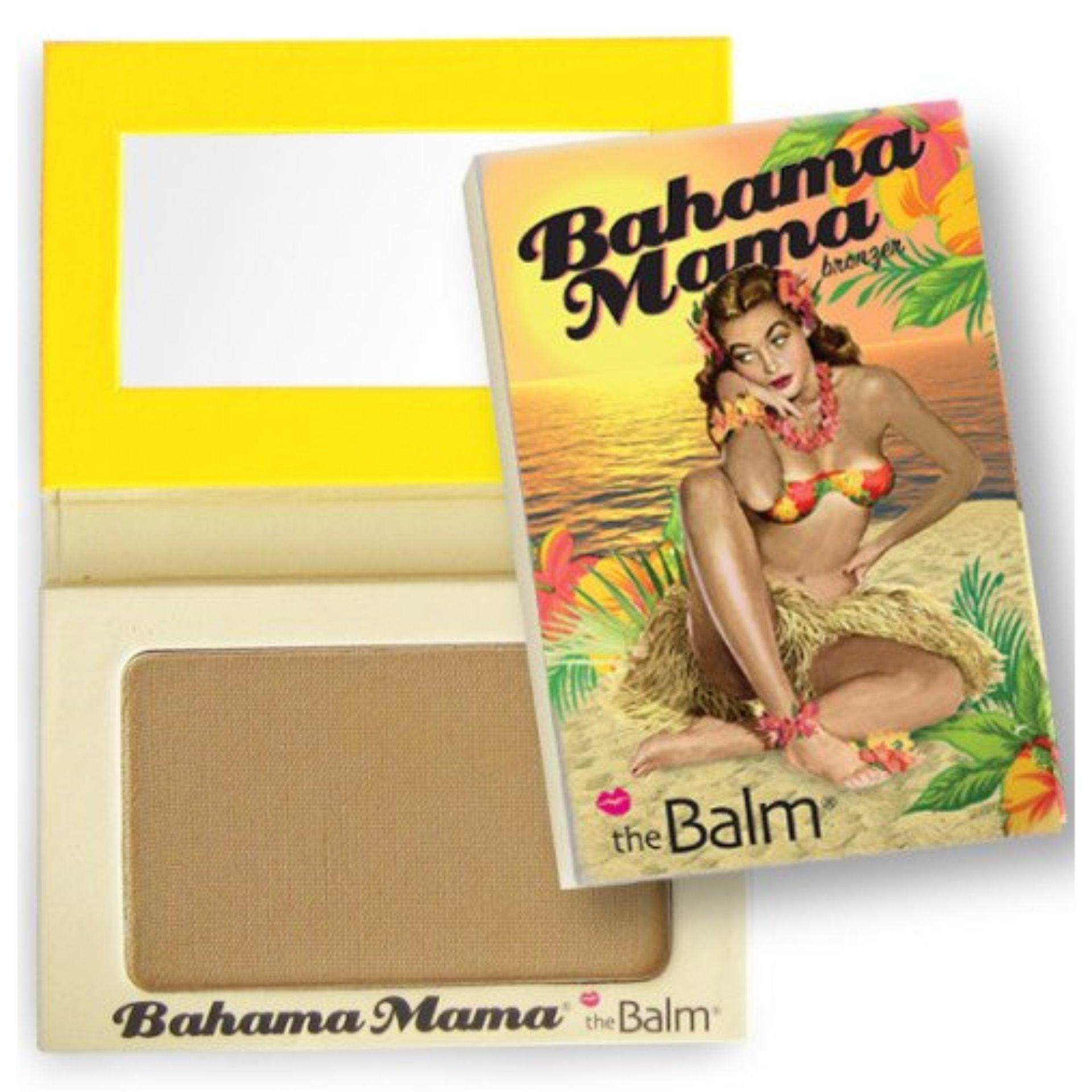 The Balm Bahama Mama Bronzer By Sofia Beauty.