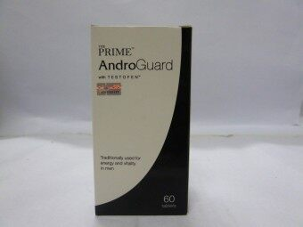 The Prime AndroGuard with TESTOFEN 60 capsules