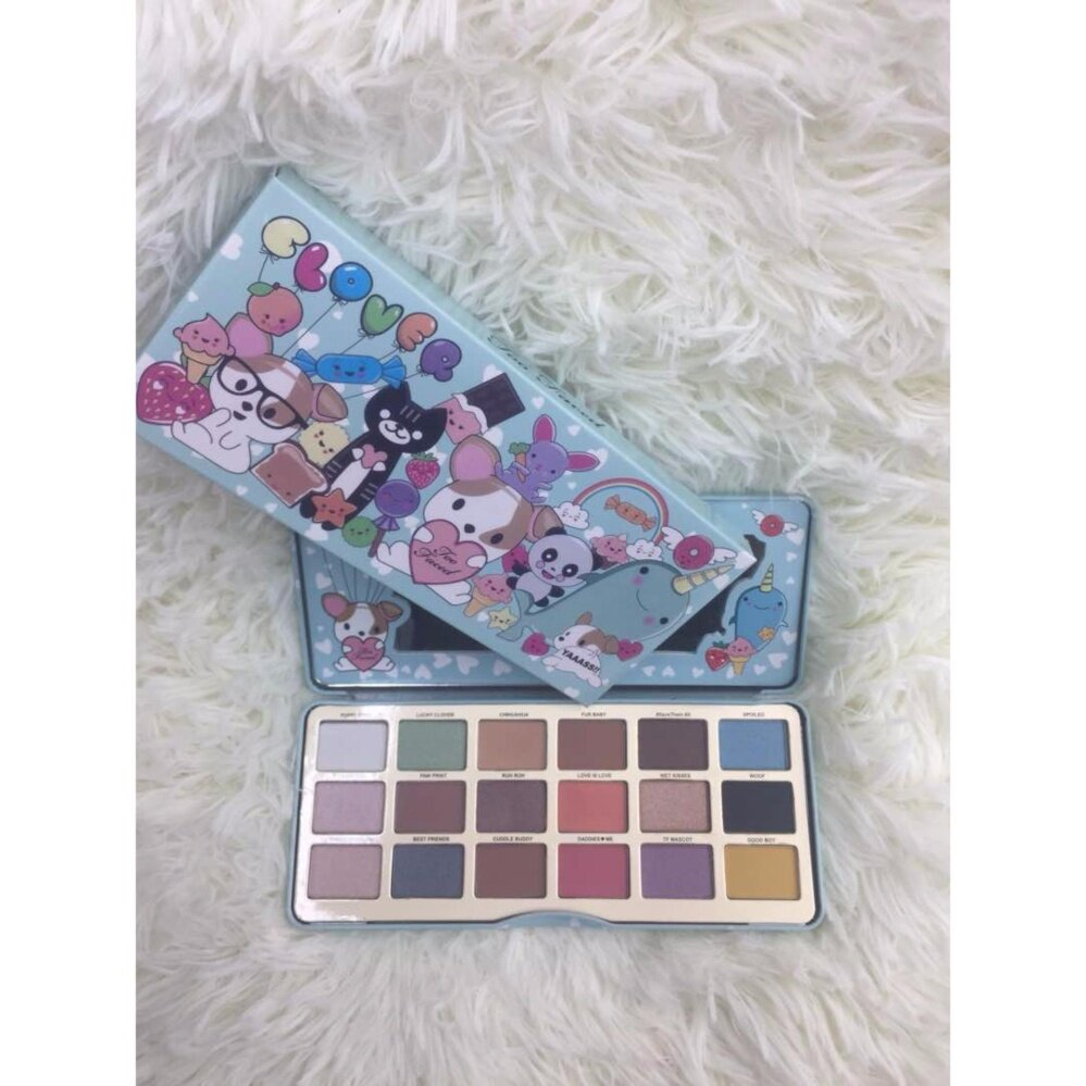 TOO FACED Love Eyeshadow Palette 18colors