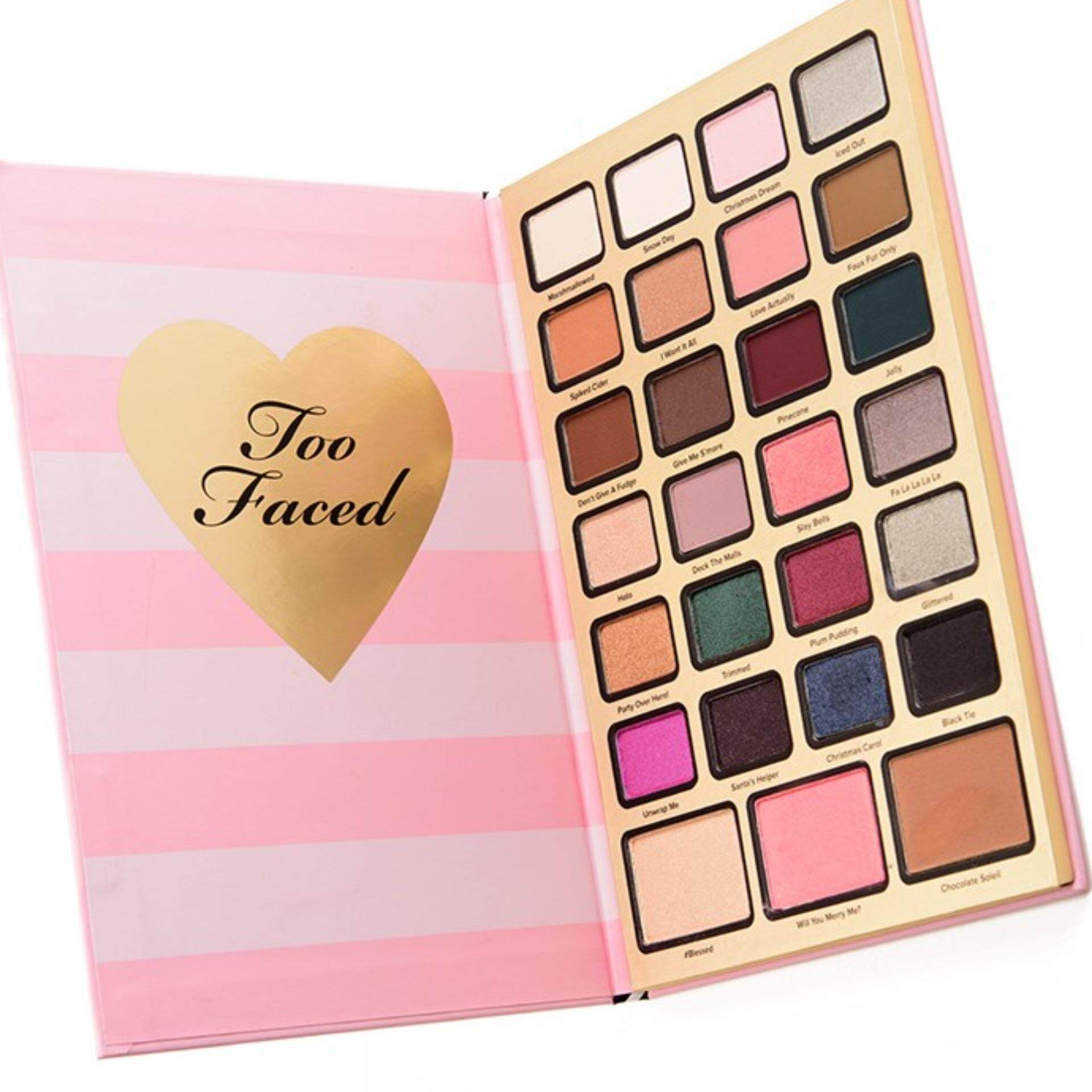 Too_Faced Boss Lady Beauty Agenda Eyeshadow Palette 2018