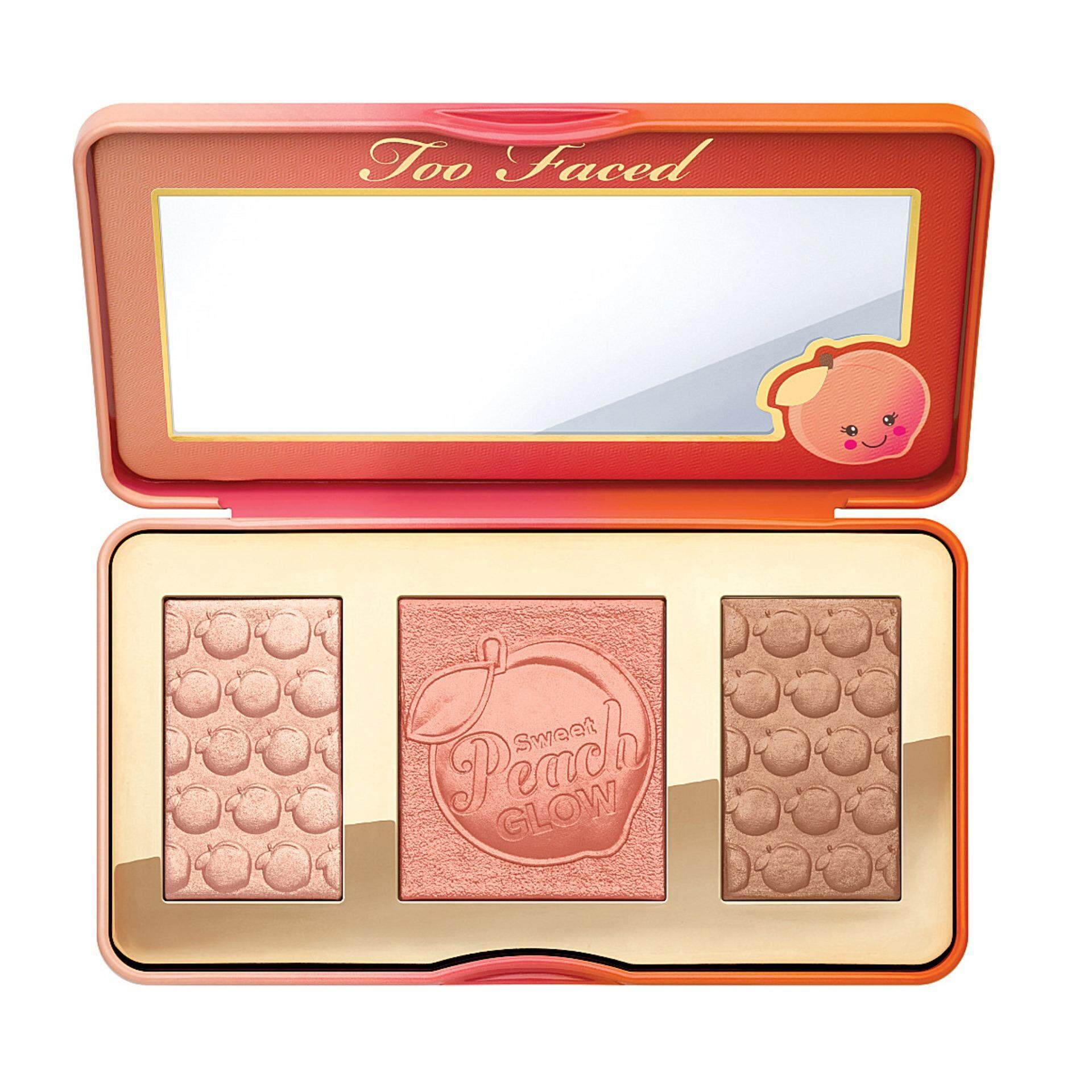 TOO_FACED Sweet Peach Glow Kit