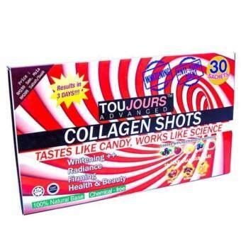 Toujours Advanced-Collagen Shots (30 sachets)