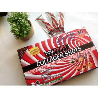 Toujours Advanced Collagen Shots 30 Sachets