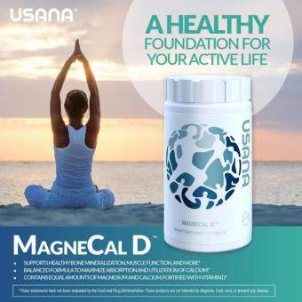 USANA MagneCal D (112 tables/bottle)