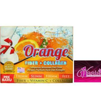 V Asia Orange Fiber + COLLAGEN  - 3 Units