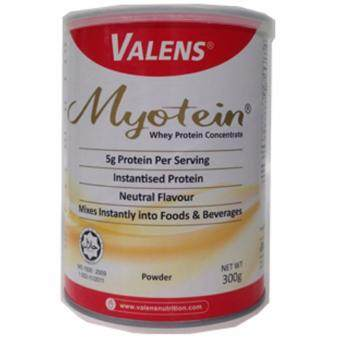 Valens Myotein Whey Protein Concentrate 300g
