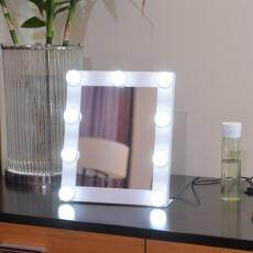 Vanity Desktop LED Light Adjustable Makeup Mirror Dimmer Stage Beauty Touch