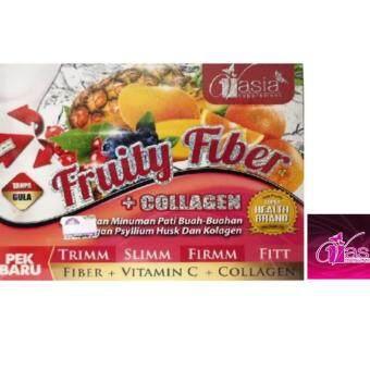 Vasia Fruity Fiber Collagen - 1 Units