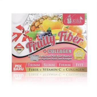 V'Asia Fruity Fiber Collagen Fruityslym Collagen