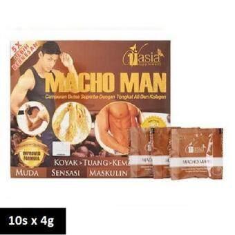 VAsia Macho Man V'Asia (10sachets x 4g)