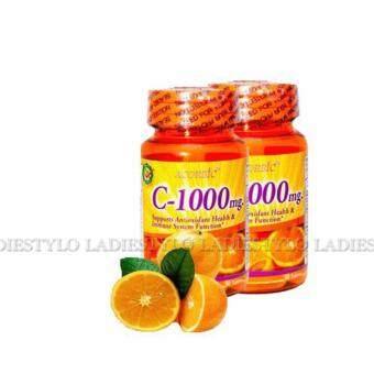 Vitamin C Acorbic C-1000mg