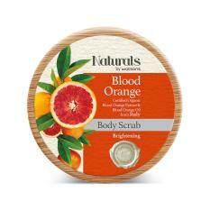 Watsons Naturals By Watsons Blood Orange Body Scrub 200g 200g By Watsons Malaysia