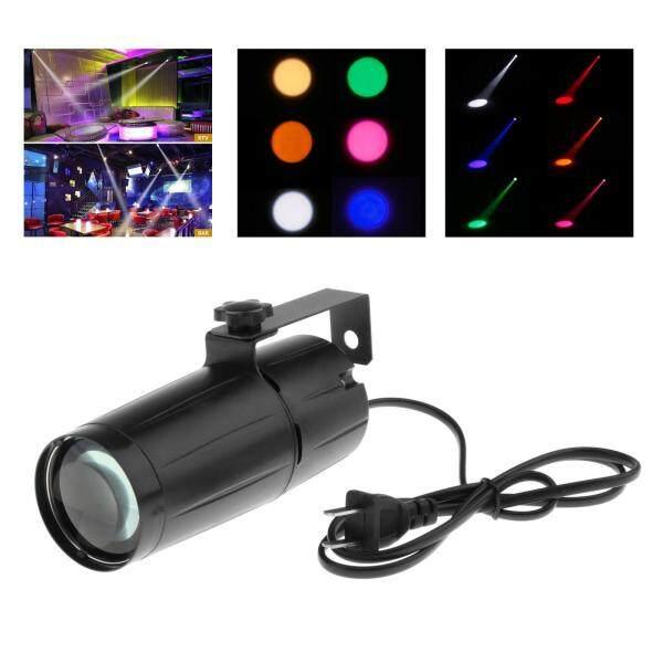 Magic Sound NEW Mini 3 Wát LED Stage Pin Chiếu Sáng Tại Chỗ Cho KTV Bar Disco DJ XMAS Đảng Ánh Sáng