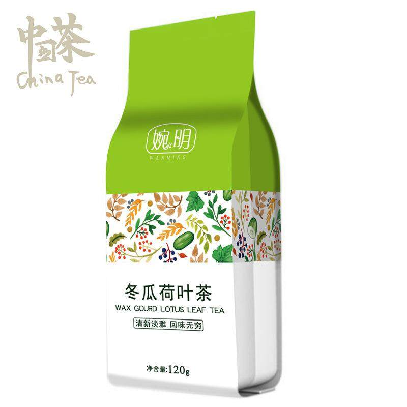 Winter Melon Lotus Leaf Tea Rose Camellia Tea