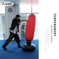 PAlight 1.6 m Bơm Hơi Boxing Bao Cát Cột Tumbler Bodybuildin Earthbag Ngộ Nghĩnh Decompress Đồ Chơi