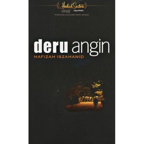 Novel Remaja Deru Angin karya Hafizah Iszahanid Malaysia