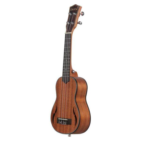 ZJ 21 inches UK2160 Ukulele Mahogany Wood Acoustic Guitar Ukelele Mahogany Fingerboard Neck Hawaii 4 String Guitar Malaysia