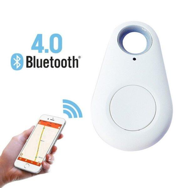 Thiết Bị Báo Động Thông Minh Mini Bluetooth Tracker Định Vị Xe Ô Tô GPS Trẻ Em Vật Nuôi Phím Ví Báo Động Định Vị Thời Gian Thực Finder Thiết Bị