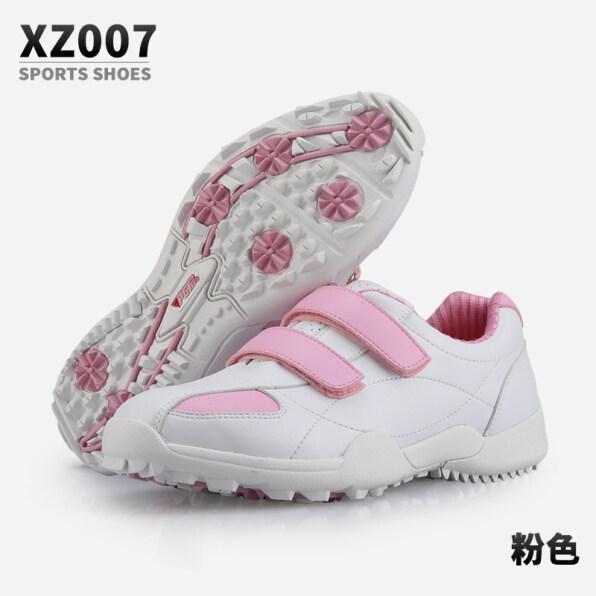 PGM Golf Giày Phụ Nữ Không Thấm Nước Giày Giày Thể Thao Nữ Mùa Hè Có Dây Velcro Giá Trị Tuyệt Vời! giá rẻ
