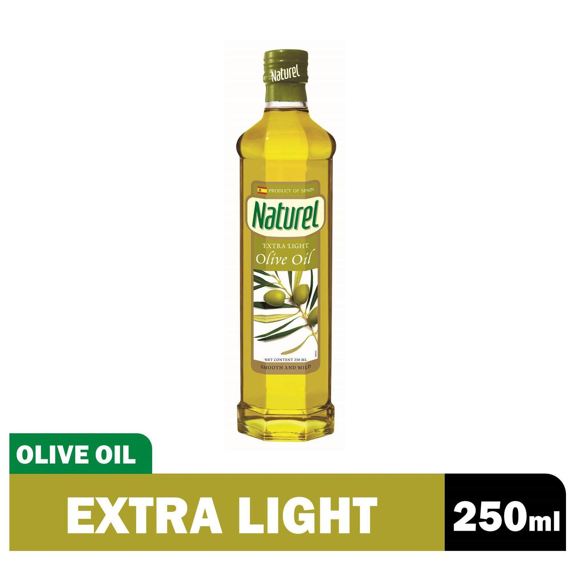 Naturel Extra Light Olive Oil 250ml
