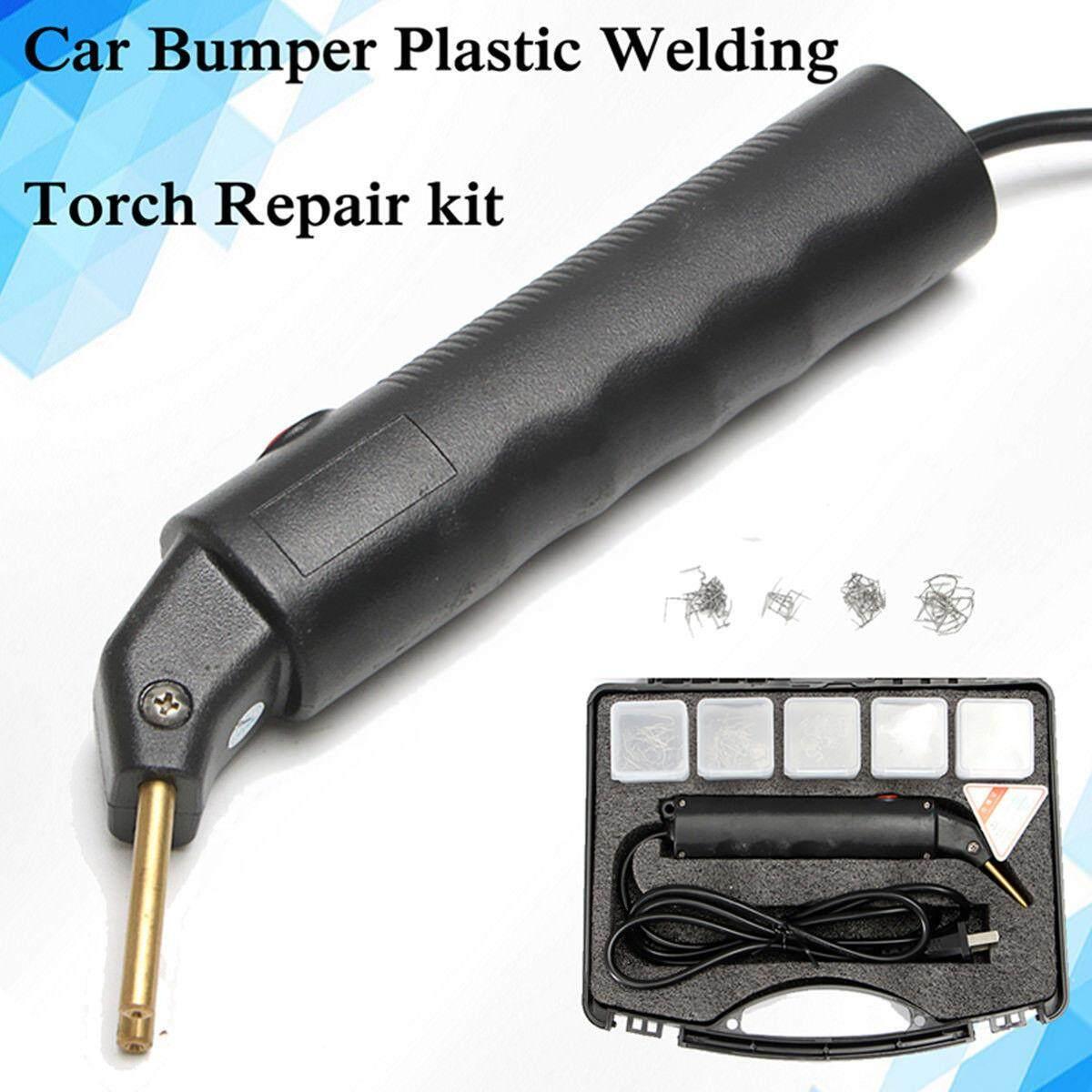Hybrid Plastic Welding Kit Hot Stapler