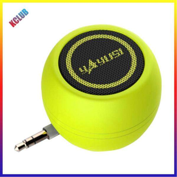 A5 Mini Speaker 3.5mm Jack AUX Stereo Music Audio Player for Phone Notebook Singapore