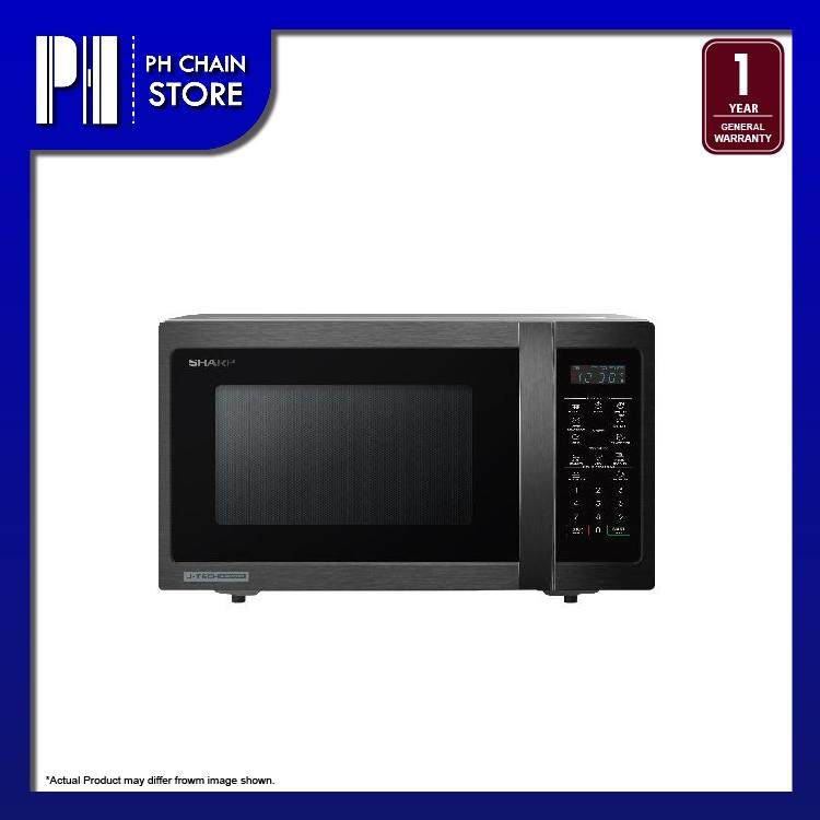 SHARP R259EBS 23L SOLO MICROWAVE OVEN