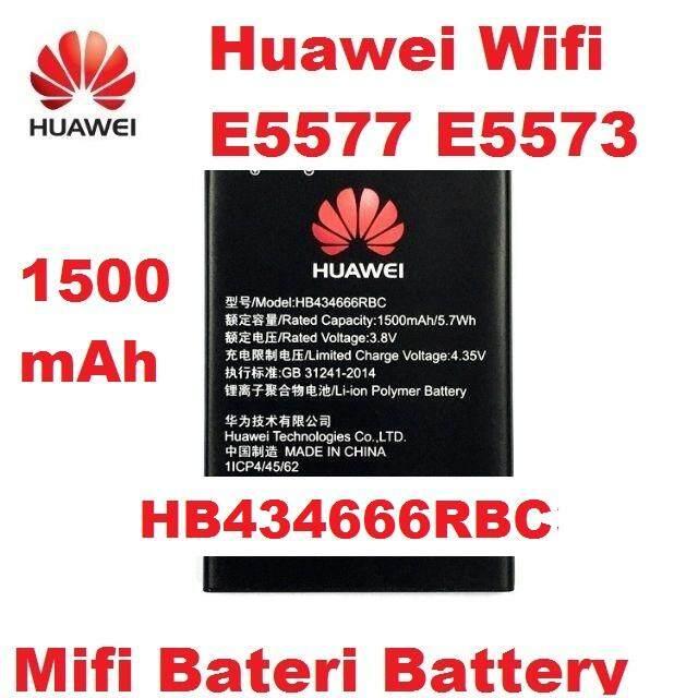Ori Kualiti Huawei E5573 Battery Bateri Wifi Pocket Mifi HB434666RBC  Portable Mobile Modem Router Battery Bateri Malaysia
