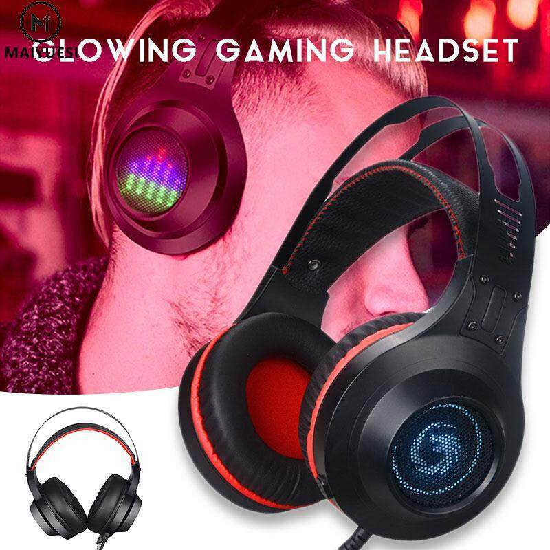 Durable Portable 3.5MM Computer Gaming Earphone Gaming Headset