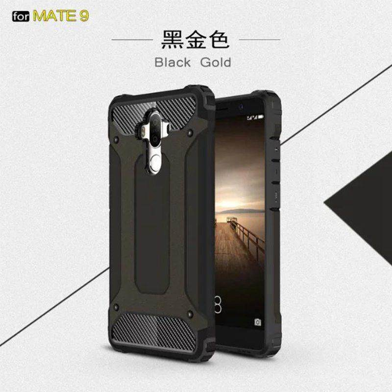 4e13996af43 TUKE For HUAWEI Mate 9 Case Heavy Duty Armor Slim Hard Cover Silicon Phone  Case For
