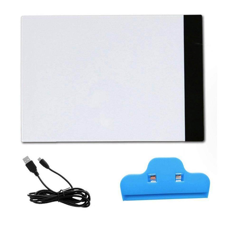 Mua Bán Chạy nhất Cổng USB Cực A4 LED Vẽ Miếng Lót Hoạt Hình Truy Tìm Hộp Đựng Đèn