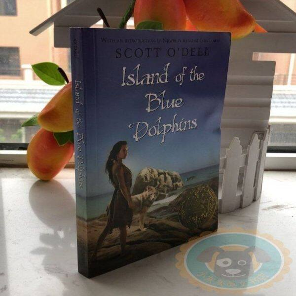 The Original English Version of the Text/Island of the Blue Dolphins Island of the Blue Dolphins