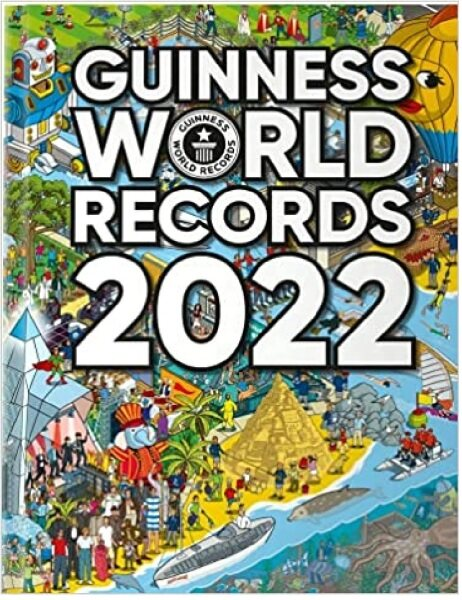 Guinness World Records 2022: 9781913484118 :By GUINNESS WORLD RECORD Malaysia