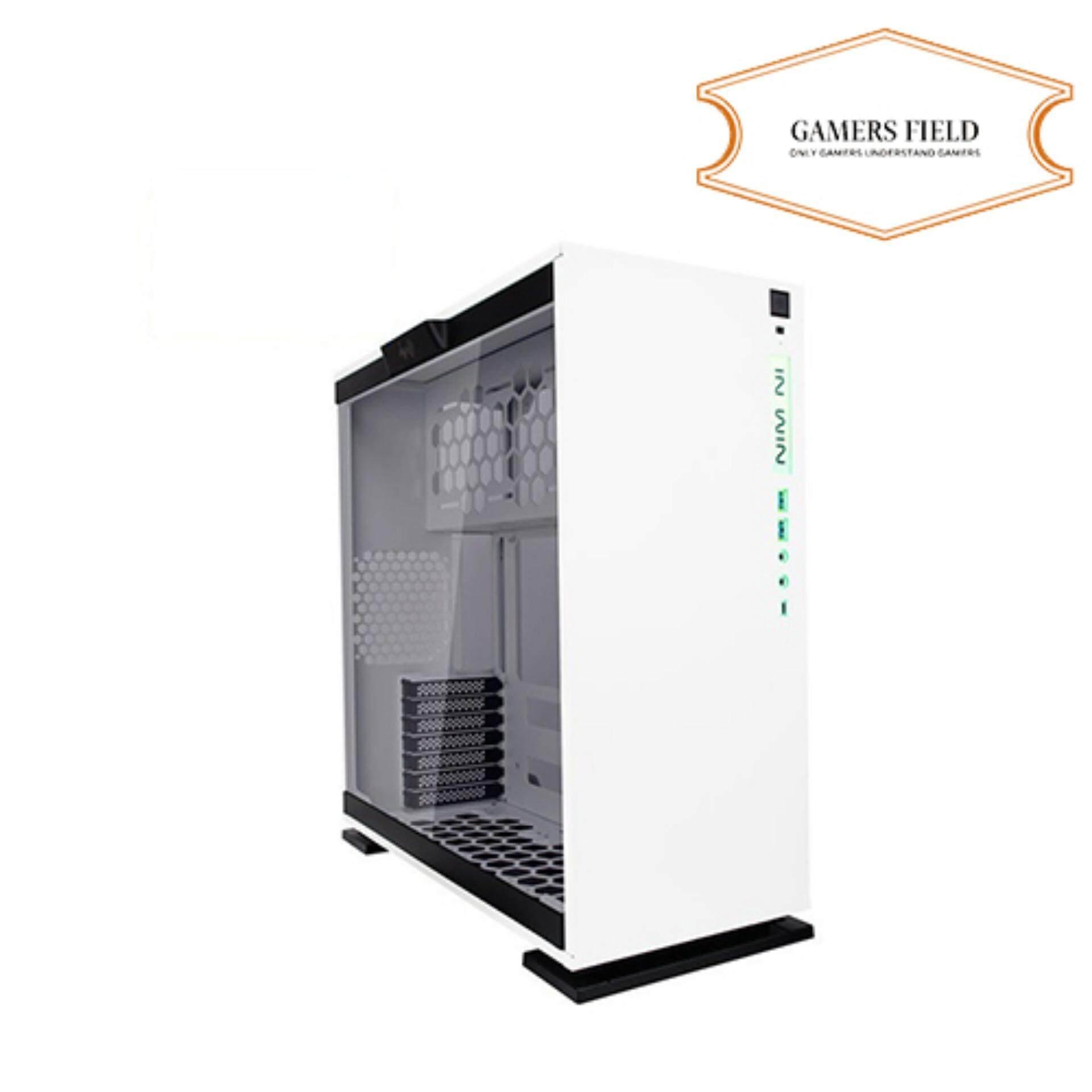 In Win 303 RGB White ATX Case Malaysia